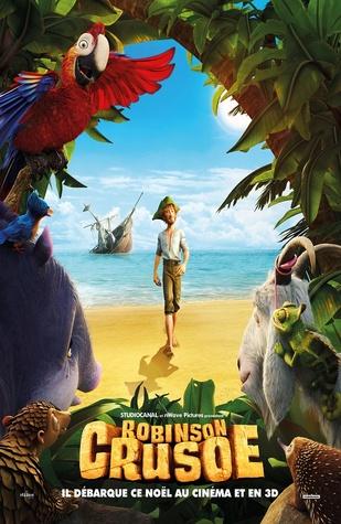 As Aventuras de Robinson Crusoé 3D