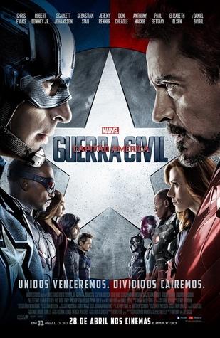 Capitão América - Guerra Civil 3D