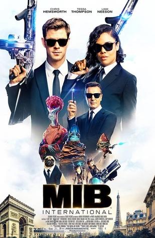 MIB: Homens de Preto: Internacional