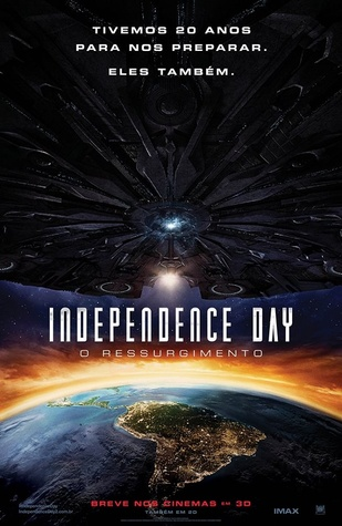 Independence Day: O Ressurgimento 3D