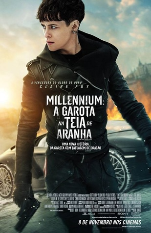Millennium: A Garota na Teia da Aranha