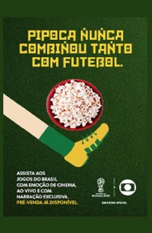 RUSSIA 2018 - BRASIL x Costa Rica